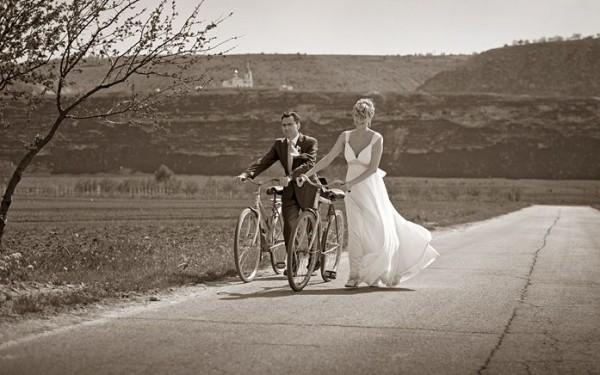 На велосипеде по Молдове