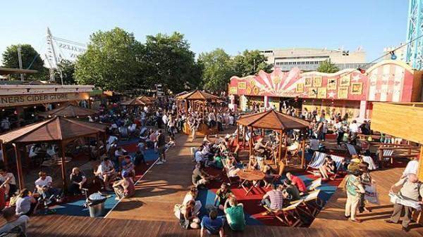 Фестиваль Вандерграунд