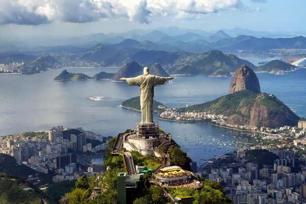 Прогулка по центру Рио