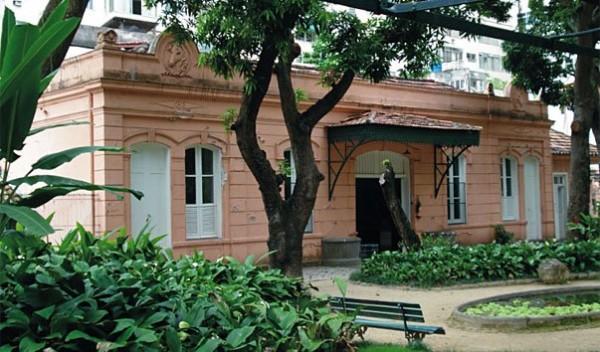 Посещение дома-музея Руя Барбозы