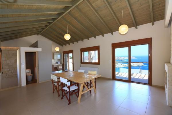 Купить виллу в греции недорого у моря