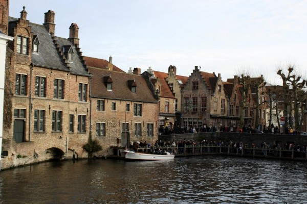 Брюгге - бельгийская Венеция