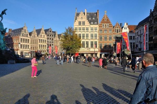 В Антверпен за золотом и бриллиантами