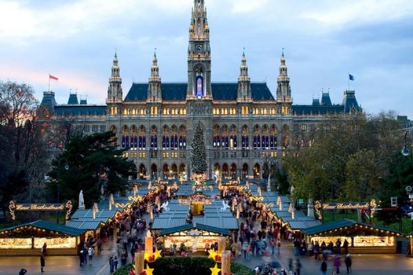 Чехия-Австрия-Германия всего за 207000 тенге!