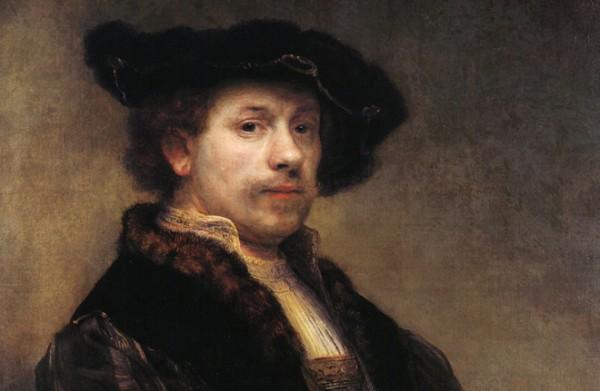 Выставка картин Рембранта