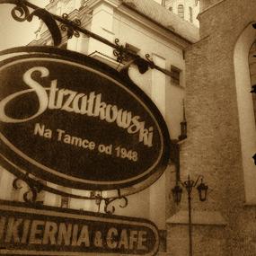 кафетерий Стшалковских, Варшава, Польша