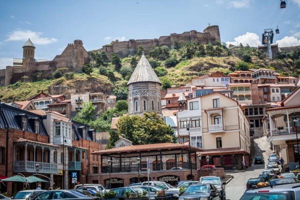частный тур в Тбилиси