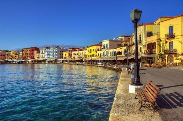 чудесные пляжи Крита