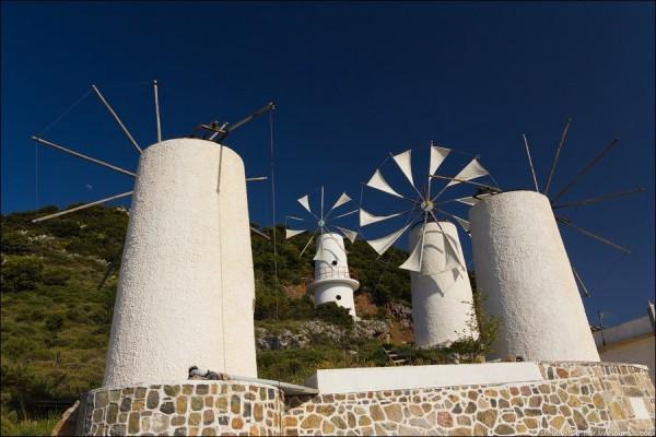 7 тысяч ветряных мельниц