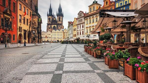 Частный гид в Праге Анна Скорко