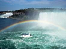 Обзорная экскурсия к Ниагарским Водопадам. Ниагара-Фолс. Канада