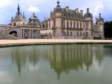 Замок Шантийи. Париж. Франция