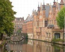 Бельгийская Фландрия: Брюжж и Ган. Париж. Франция