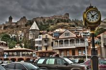 Старый Тбилиси пешком. Тбилиси. Грузия