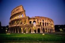Ракурс в историю античного Рима. Рим. Италия