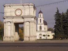 Мой белый город - ты цветок из камня!. Кишинев. Молдова