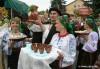 Всех гостей угощают молодым вином, Кишинев, Выставочный комплекс