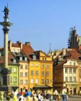 Обзорная экскурсия по Варшаве. Варшава. Польша