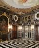 Мраморный кабинет с портретами всех польских королей., Варшава, Королевский замок.