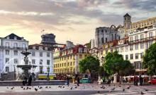 Обзорная экскурсия по Лиссабону. Лиссабон. Португалия