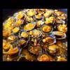 Лапаши - разновидность морепродукта, Понта Делгада, о. Сан Мигель, Азорские остова