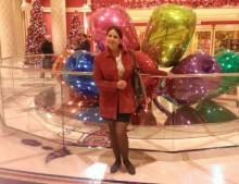 Виктория Панова. Лас-Вегас. США