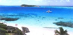 Романтический отдых на Карибских островах