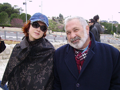 Tourist guide in Israel